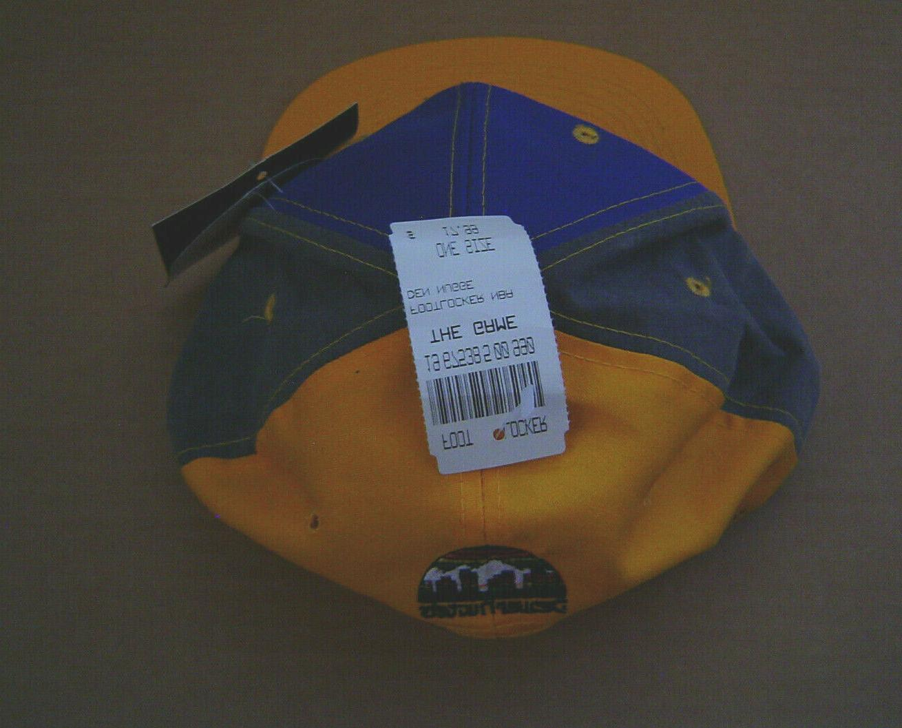 Denver Limited Baseball Hat Snap Back Skyline