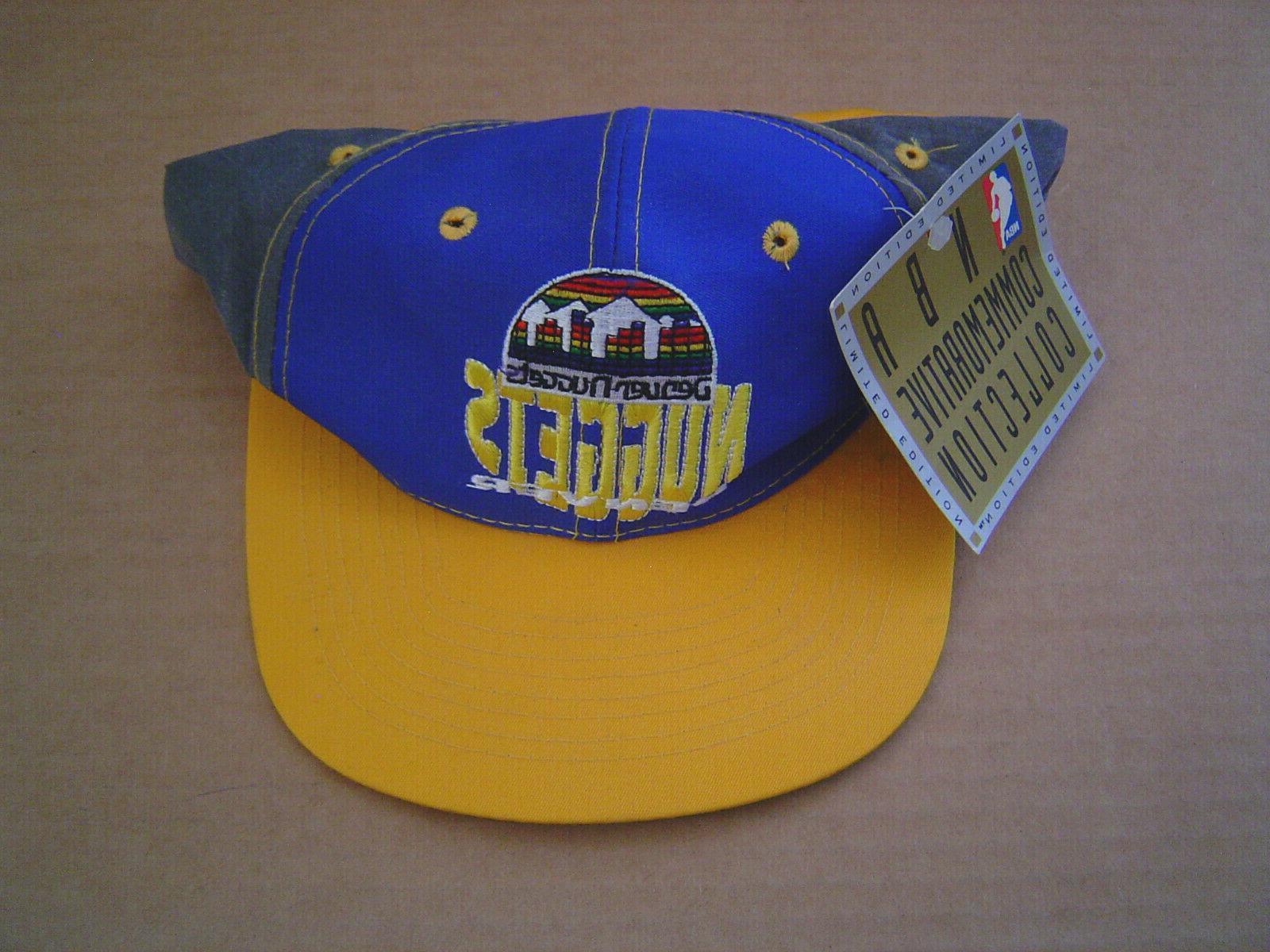 denver nuggets limited baseball hat cap 174
