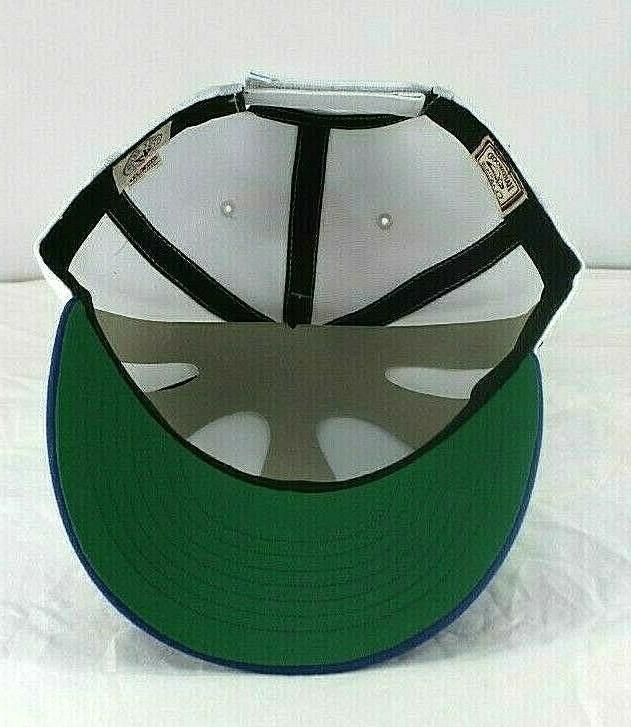 Denver White/Blue Baseball Adjustable