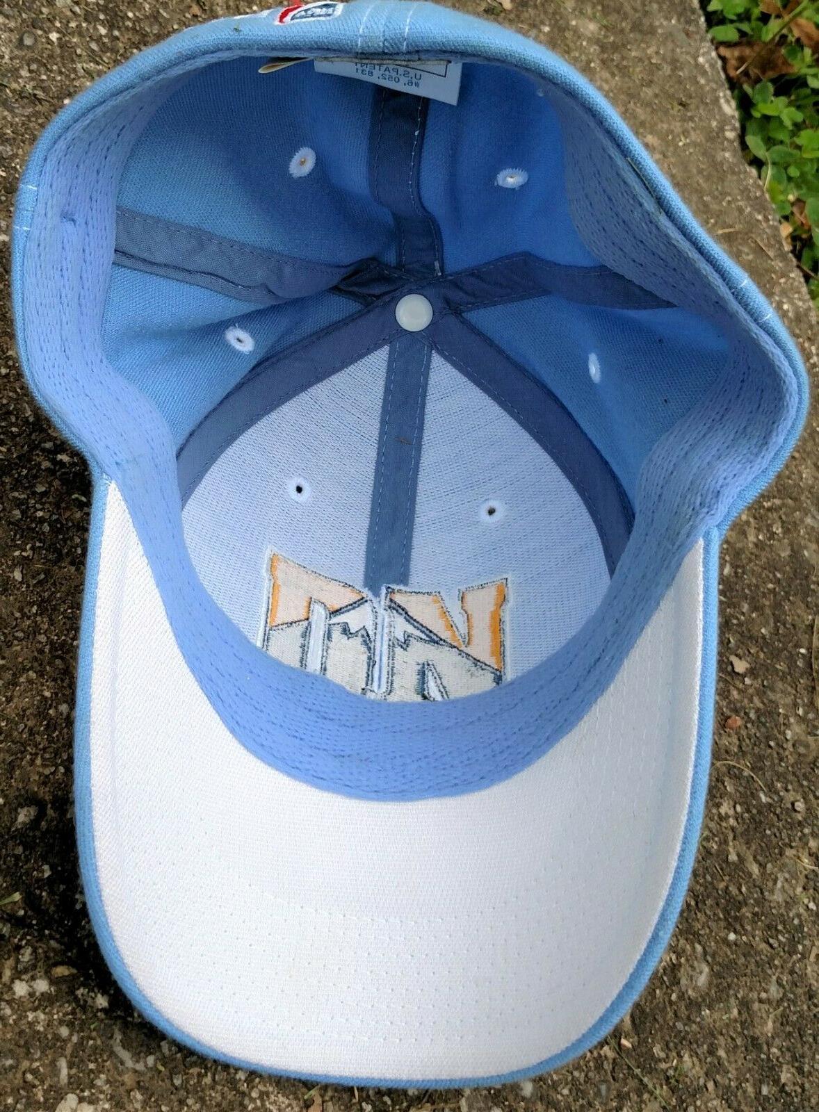 NEW/NWOT Nike Nuggets Swoosh Blue Baseball
