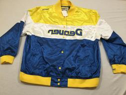 M6 RARE MITCHELL & NESS Denver Nuggets Embroidered Satin Jac