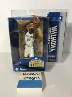 McFarlane NBA series 8 Carmelo Anthony 2nd Edition action fi