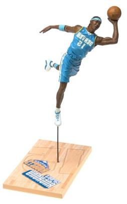 McFarlane NBA 6 Carmelo Anthony in Denver Nuggets Light Blue