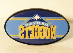 NBA denver nuggets basketball trailer hitch cover sports tea