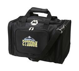 Denco NBA Denver Nuggets Expandable Travel Duffel Bag 22-Inc