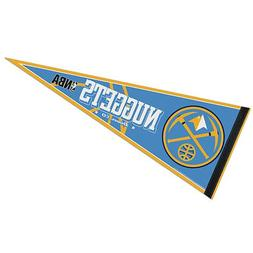 """NBA Denver Nuggets WCR63832312 Carded Classic Pennant, 12"""" x"""