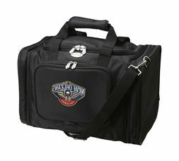 """Denco Sports Luggage NBA New Orleans Pelicans 22""""   Travel D"""