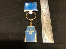 NEW Denver Nuggets Key Chain Ring - NBA Licensed - Alex Engl
