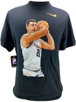 Nike Nikola Jokic Denver Nuggets T-Shirt Size Large NWT
