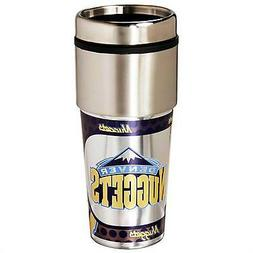 Nuggets Travel Tumbler 16 oz Stainless Steel mug Plastic Ins