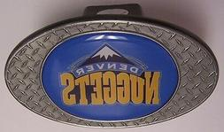 Trailer Hitch Cover NBA Basketball Denver Nuggets NEW Diamon